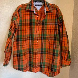 Vintage Tommy Hilfiger flannel shirt